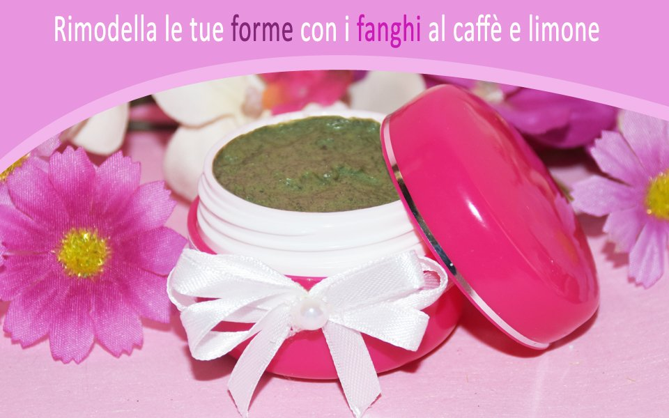 Fanghi anticellulite fai da te al caffè e limone