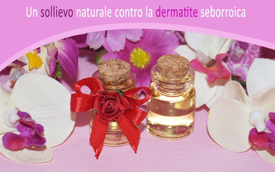 Rimedio naturale per dermatite seborroica