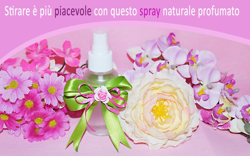 Spray per stirare